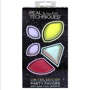 Real Techniques Limited Edition Party Favors